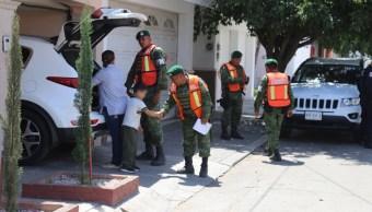 Foto: Autoridades estatales y federales redoblaron los operativos mixtos en Sinaloa, junio 15 de 2019 (Twitter: @sinaloanews)