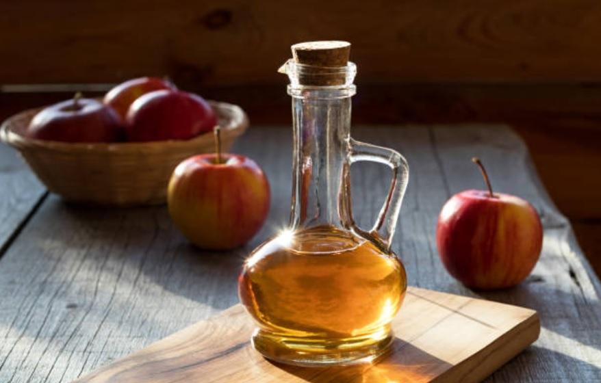 vinagre de manzana para calmar el dolor de garganta
