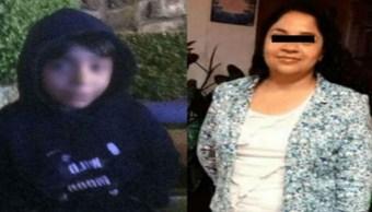 Foto Vinculan a proceso a adolescente por secuestro mamá de Bruno 26 junio 2019