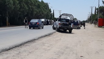 Foto: Violencia en Chihuahua, 13 de junio 2019. Twitter @escalerakint