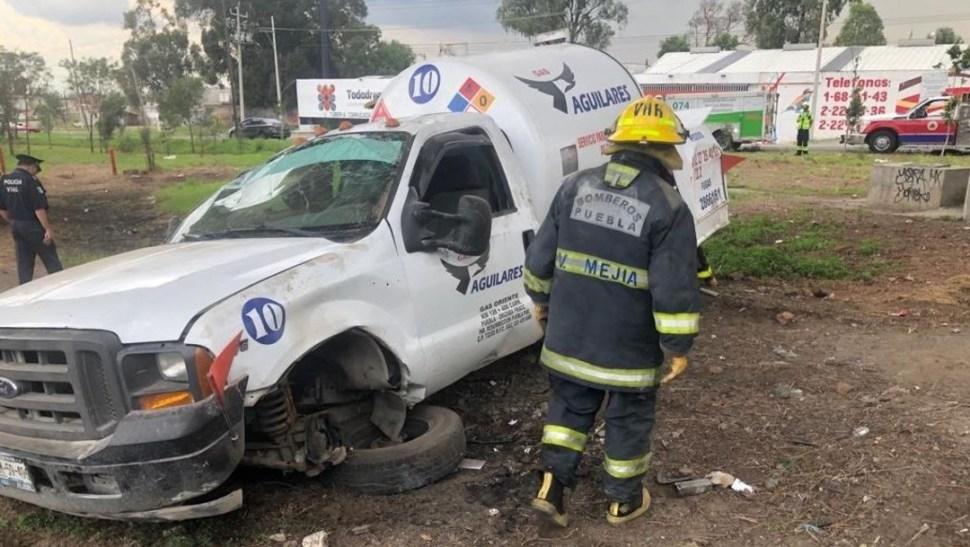 Foto: Al lugar llegaron elementos de Rescate Urbano, Protección Civil y bomberos, el 22 de junio de 2019 (Noticieros Televisa, especial)