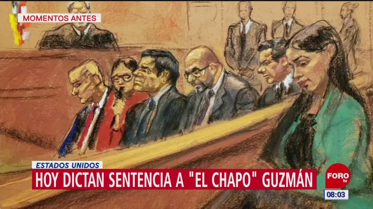 Abogado de 'El Chapo' prevé sentencia a cadena perpetua