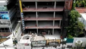 Foto: Cancelación Construcciones Afecta Economía CDMX 17 Julio 2019