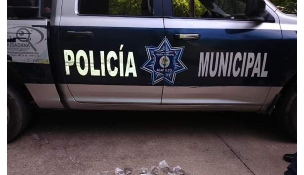 FOTO En Acapulco, policías reprueban exámenes de control y confianza (Twitter @AcapulcoGob 2019)