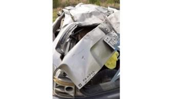 Auto cae a barranco en sierra de Oaxaca; hay ocho muertos