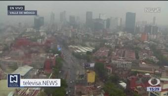 FOTO: Activan alerta amarilla por lluvia en la CDMX