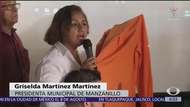 Alcaldesa de Manzanillo dice que la atacaron por lucha contra corrupción