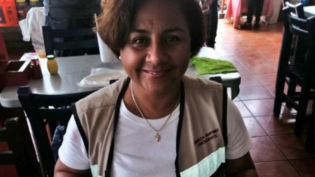 Image: Griselda Martínez Martínez, aseguró que el ataque que sufrió el viernes pasado, es una represalia por la lucha contra la corrupción, 29 de julio de 2019 (Twitter@GriseldaMtzMtz, archivo)