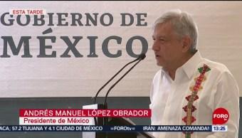 FOTO: AMLO destaca combate a la corrupción en Chiapas, 7 Julio 2019