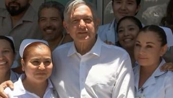 """Foto: El presidente Andrés Manuel López Obrador calificó como una """"provocación"""" el incidente que se produjo el viernes por la noche en Ciudad Valles, julio 20 de 2019 (Foto: presidente.gob.mx)"""