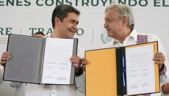 AMLO destina 30 mdd para crear 200 mil empleos en Honduras