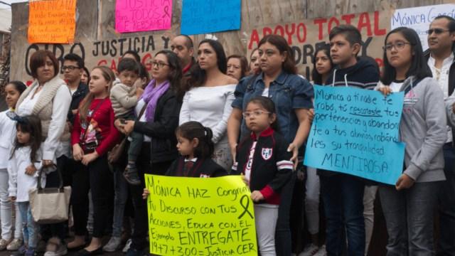 Foto: La jueza Yazmín Eréndira Ruiz Ruiz citó a las partes a comparecer en la audiencia constitucional programada para el 2 de agosto próximo, 29 de julio de 2019 (Twitter @OficialEnLaMira)