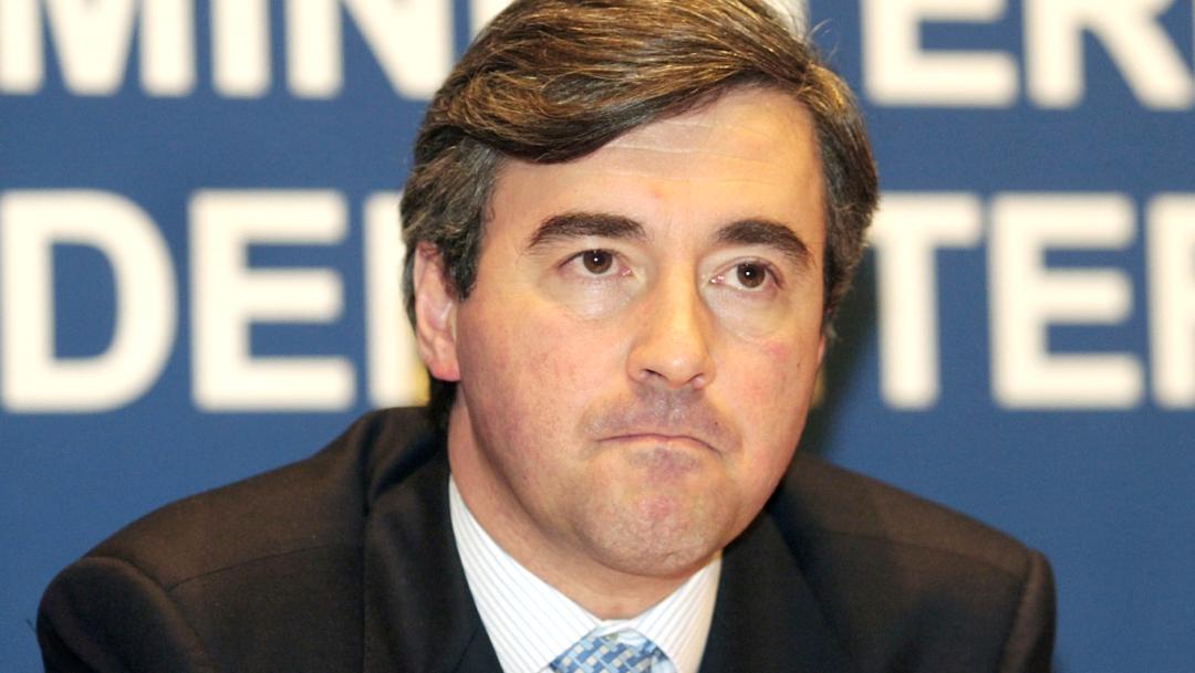 FOTO Ángel Acebes, exministro del Interior español, vinculado a fraude de Bankia (AP)