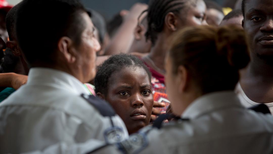 foto migrantes chiapas 29 abril 2019