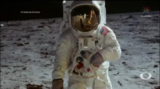 Foto: Mision Apolo 11 Llegada Hombre Luna Fotografias Ineditas 16 Julio 2019