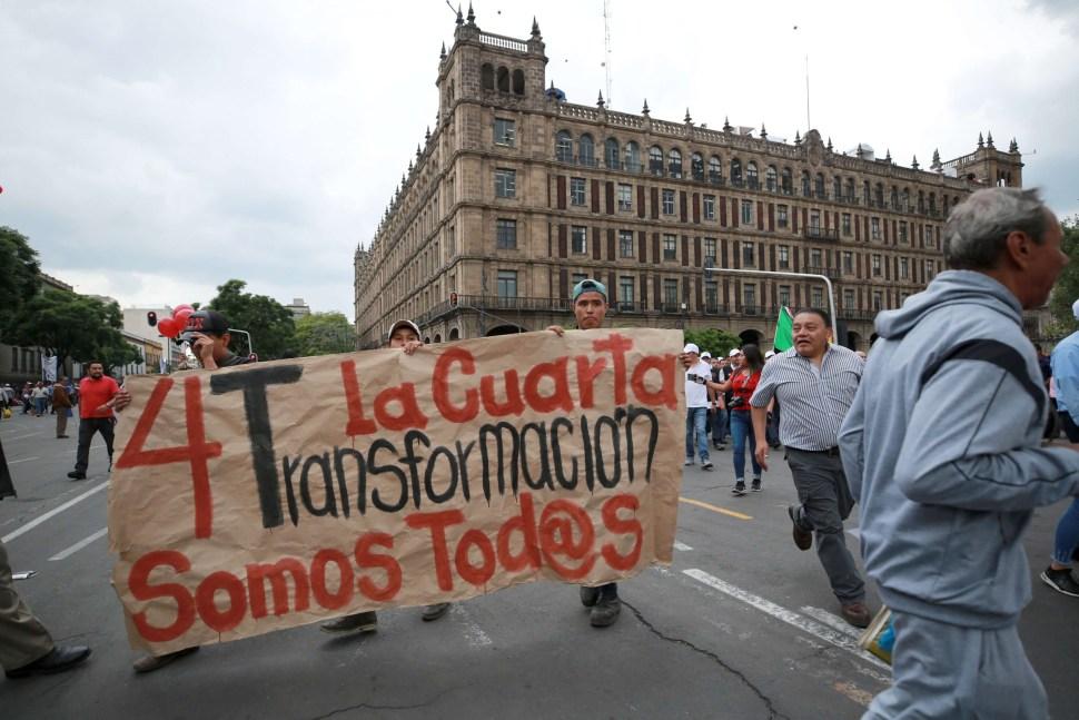 AMLO Fest: Imágenes del festejo de aniversario en el Zócalo