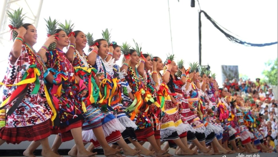 Foto Arranca la Guelaguetza en Oaxaca 22 julio 2019