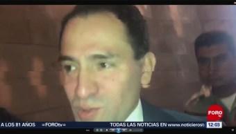 Arturo Herrera anuncia mensaje de AMLO tras renuncia de Carlos Urzúa