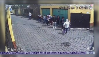 Asaltan a grupo de estudiantes en alcaldía Coyoacán, CDMX