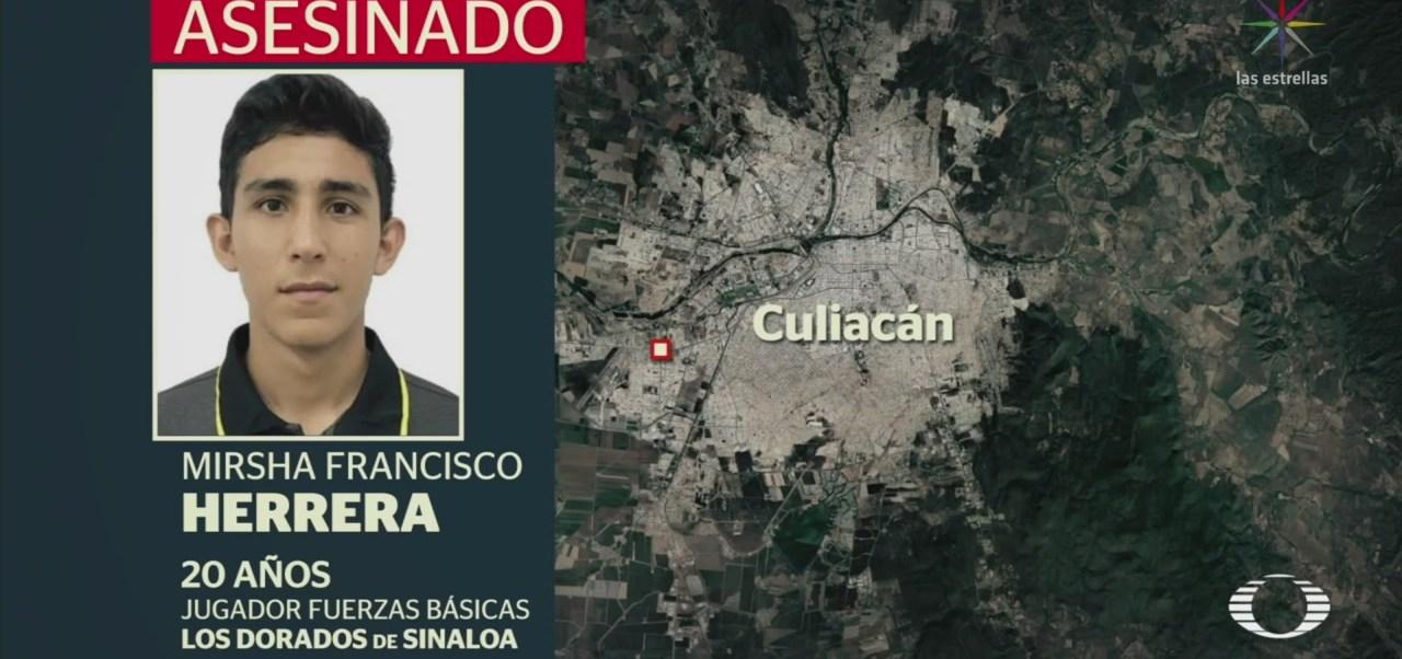 Foto: Asesinan Jugador Futbol Dorados De Sinaloa 16 Julio 2019