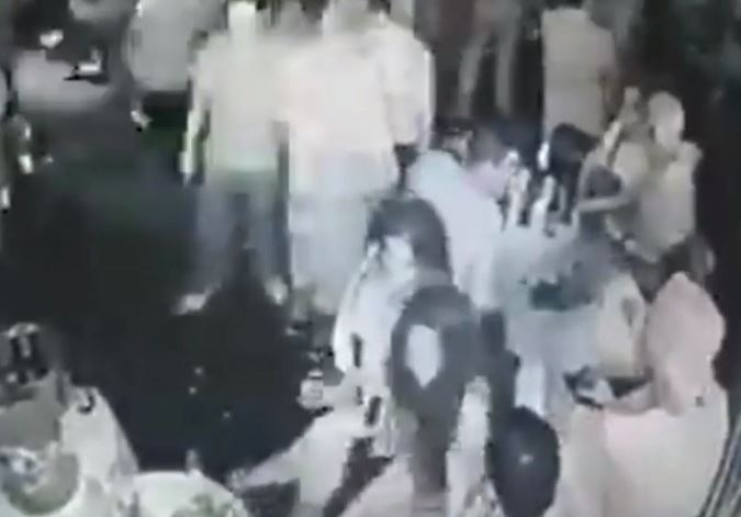 difunden video del ataque a un bar en zona costera de acapulco
