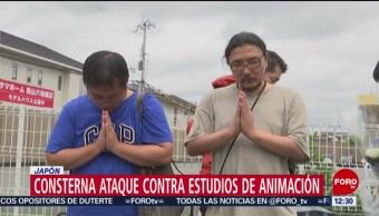 Ataque incendiario en Kyoto Animation studio fue por plagio de novela