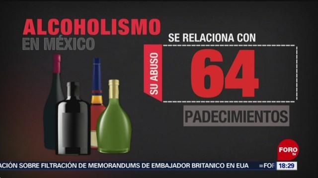 FOTO: Aumenta el consumo de alcohol en México