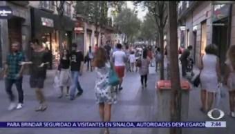 Aumentan las violaciones grupales en España