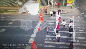 Marchas y bloqueos afectaran vialidad en CDMX 8 julio 2019