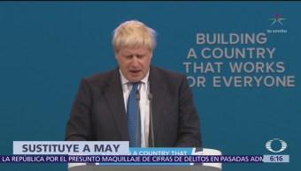 Boris Johnson gana el liderato del Partido Conservador británico