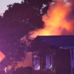 Sismo en California provoca incendios y cortes de energía