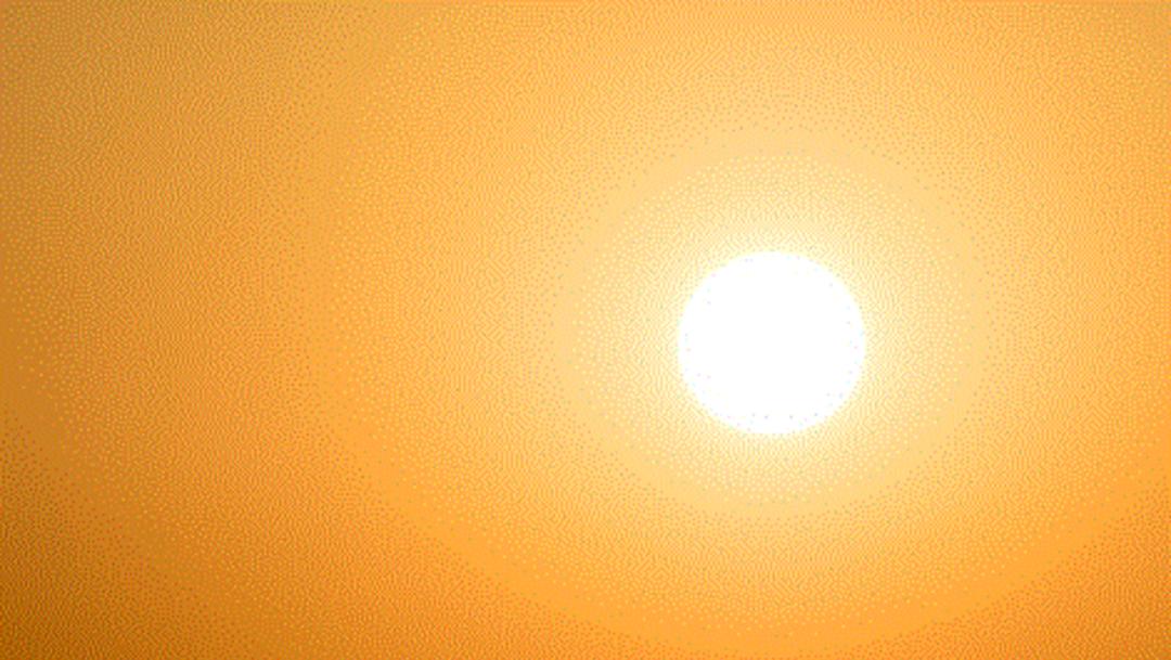 Imagen: Las autoridades piden a la población no exponerse al sol, 11 de julio del 2019 (Getty Images, archivo)