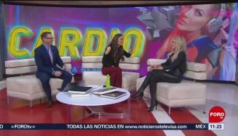 'Cardio', nuevo sencillo de Lorena Herrera