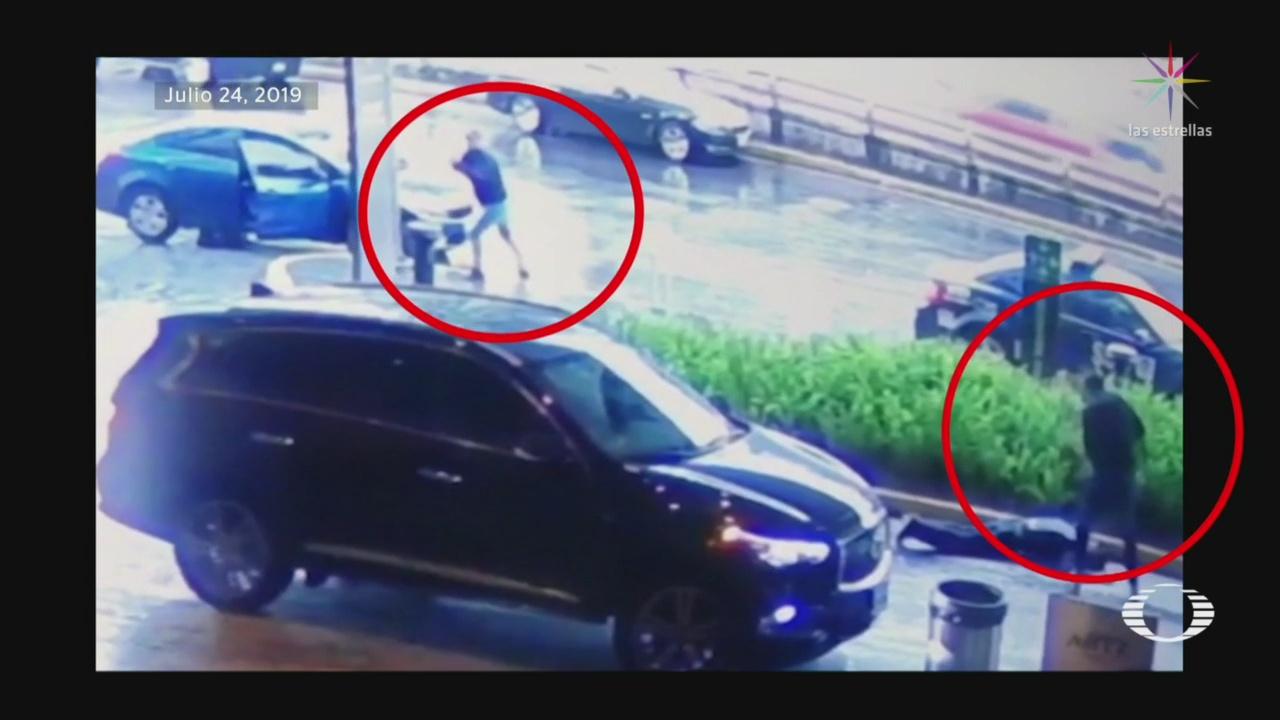 Foto: Caso Artz Pedregal: Localizan auto que sirvió de distractor para primer ataque
