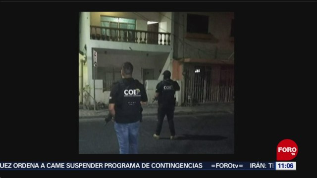 Catean casas en Monterrey, NL; dos personas fueron detenidas