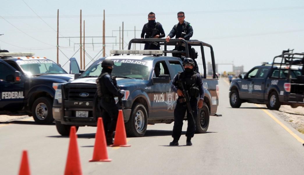 Foto: operativo en Cefereso 9 Norte en Ciudad Juárez, Chihuahua, 2 de julio 2019. AP