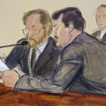 """IMAGEN Defensa de """"El Chapo"""" apela sentencia a cadena perpetua (AP)"""