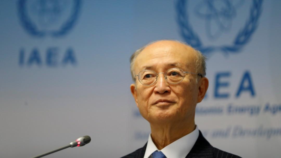 Muere a los 72 años el director del OIEA, Yukiya Amano