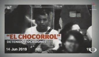 'El Chocorrol', señalado por robo en el Metro, presuntamente fue liberado por policías