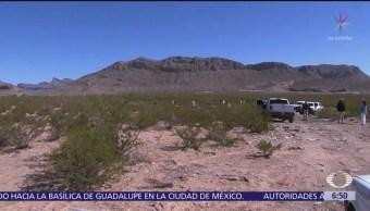 Cien fosas clandestinas han sido descubiertas en Ciudad Juárez
