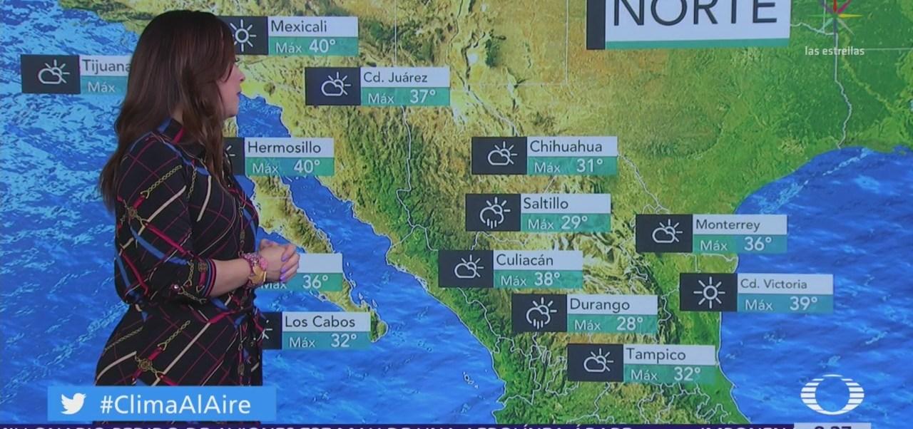 Clima Al Aire: Lluvias intensas en Chiapas