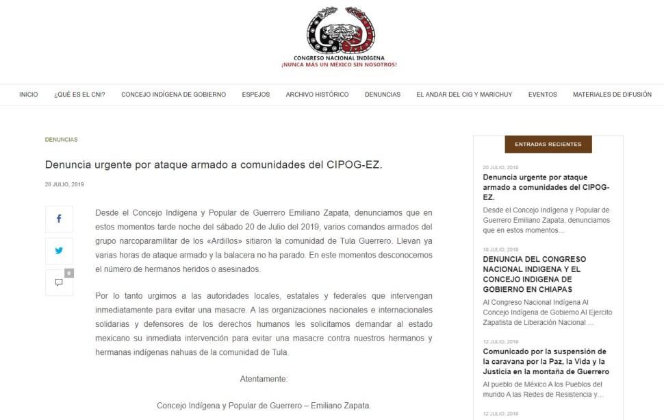 Foto: https://www.congresonacionalindigena.org