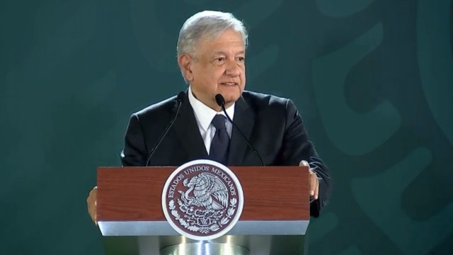 Transmisión en vivo: Conferencia de prensa AMLO 12 de julio 2019 (YouTube)