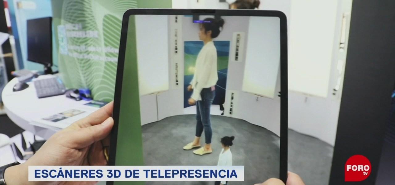 FOTO: Conocimos un proyecto de Telepresencia en el CES Asia 2019, 21 Julio 2019