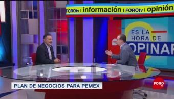 Foto: Defectos Plan Negocios Amlo Presentó Pemex 17 Julio 2019