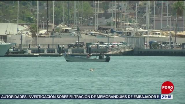Foto: Grupo México Investigar Derrame Ácido Mar De Cortés 12 Julio 2019