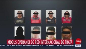 Foto: Desarticulan red de trata de personas en Tlaxcala