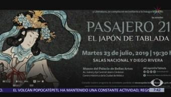 Despierta con Cultura: Exposición 'Pasajero 21. El Japón de Tablada'