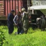 Foto: Despliegan Guardia Nacional Vías Tren Chiapas 8 Julio 2019