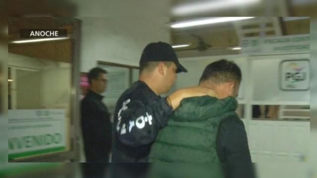 Foto: Cinco hombres fueron detenidos con armas y droga en la colonia Santo Domingo, Coyoacán, 19 julio 2019
